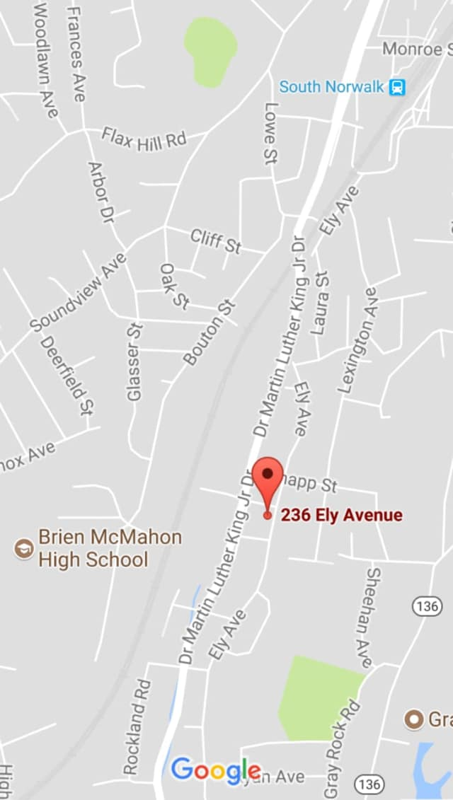 The fatal shooting occurred Thursday evening on Ely Avenue in Norwalk, police said.
