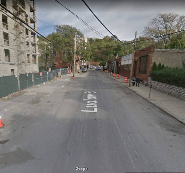 Police were dispatched to 7 Ludlow St. in Yonkers following the reported stabbing.