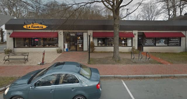A man was injured by a hit-and-run driver near La Familia restaurant in Pound Ridge.