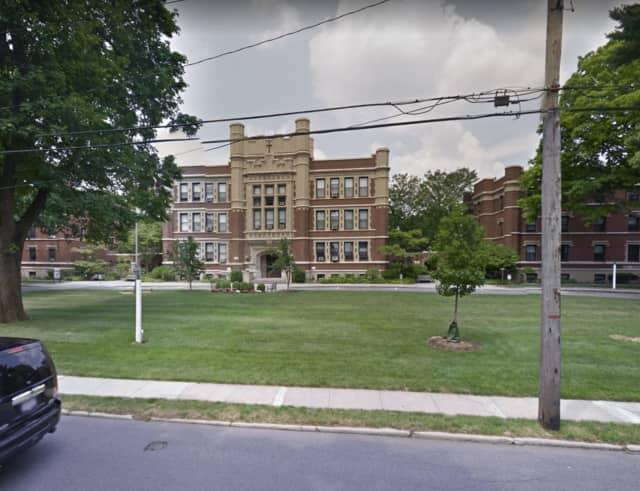 Concordia College in Bronxville.