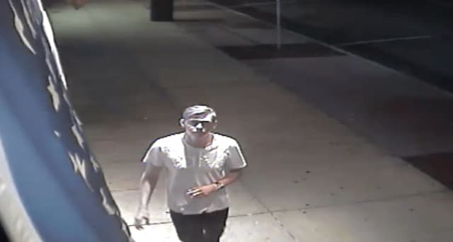 A man was caught on video stealing from the Brew House in Pearl River.