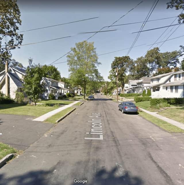 Lincoln Avenue in Pearl River.