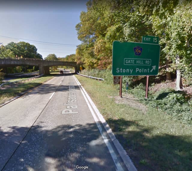 The southbound lanes of the Palisades Interstate Parkway will be closed in parts of Rockland and Orange counties for road work.