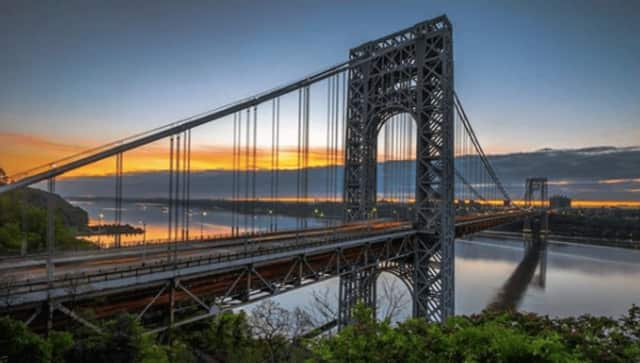 George Washington Bridge.
