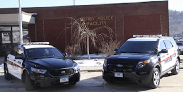 Derby police were investigating after a small-caliber bullet was found at Derby High School on Wednesday