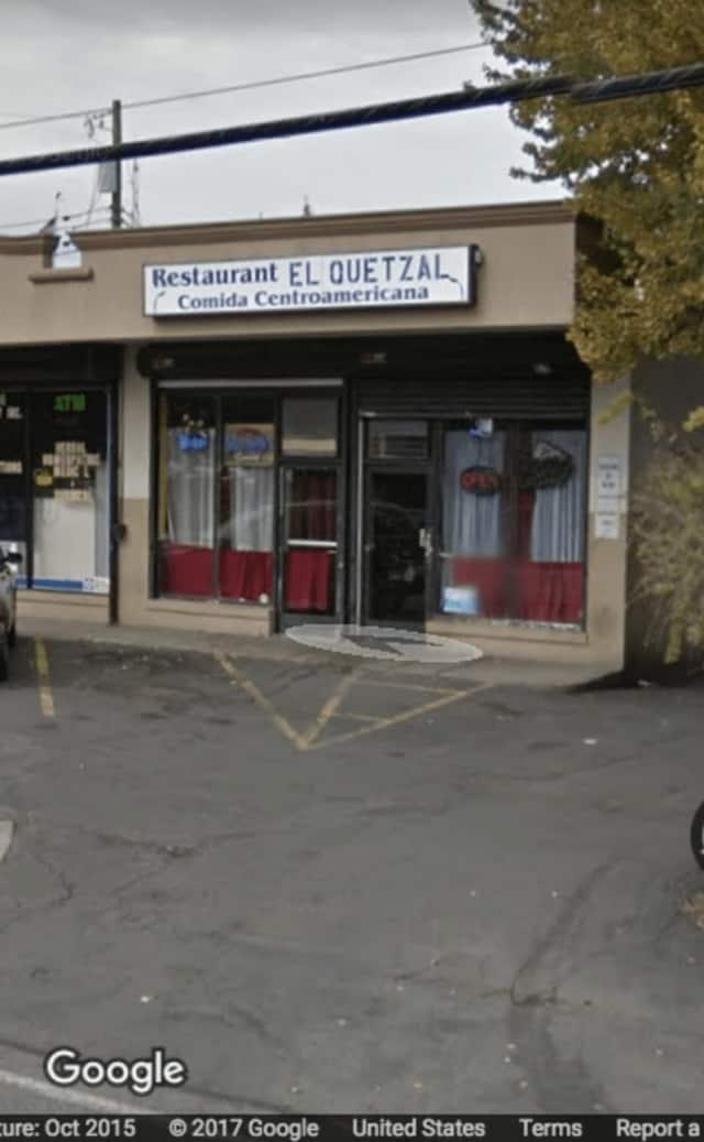 El Quetzal Restaurant at 63 E. Eckerson Road in Spring Valley.