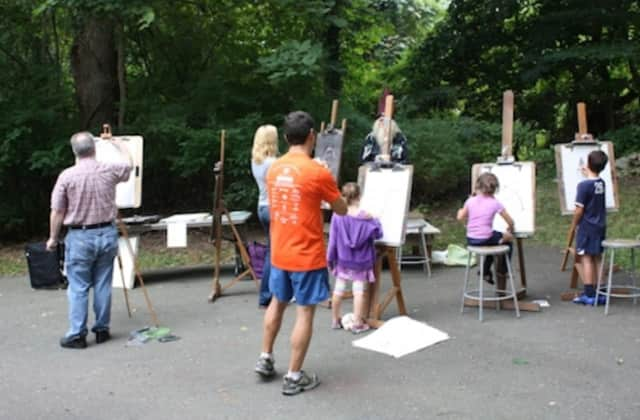 Silvermine Art Center will host a free day of art demonstrations and workshops on Sept. 9.