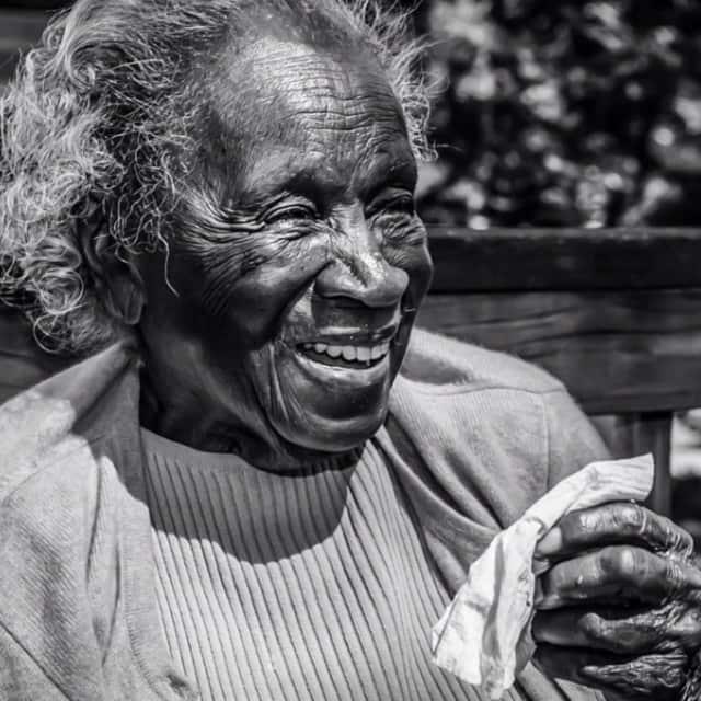 Agnes Fenton of Englewood, 112.