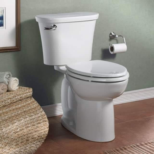 Comfort-height toilets offer an easier user experience while still conserving water and reducing operating costs.