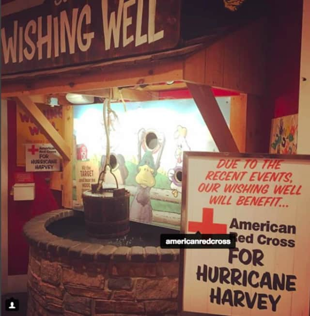 The Wishing Wells at all Stew Leonard's will benefit the Hurricane Harvey efforts.