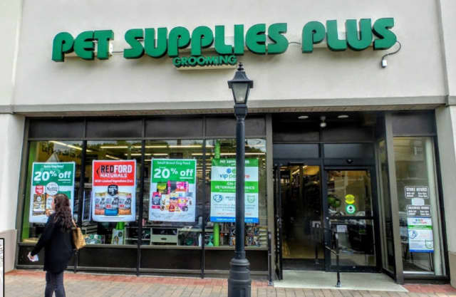 Pet Supplies Plus in Fair Lawn.