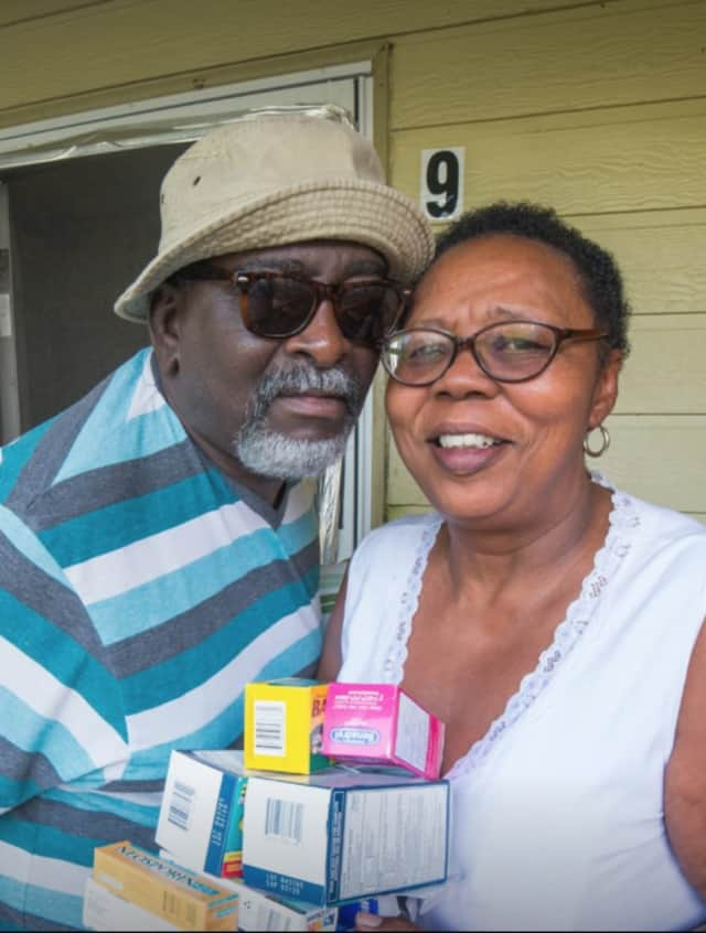 Americares is helping people in like Melvin, who needed medicine and relief supplies in Texas after Harvey. Melvin also needed transportation to his life-saving dialysis treatments after the hurricane.