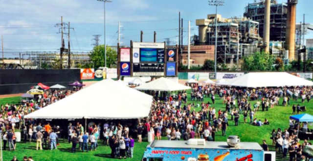 The Harbor Brew Fest is coming to the Ballpark at Harbor yard soon.
