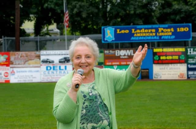 Rockland County's Maureen Corallo is known for signing the national anthem at sporting events and various ceremonies across the region. When diagnosed with cancer, she turned to the Westchester Medical Center Health Network for help.