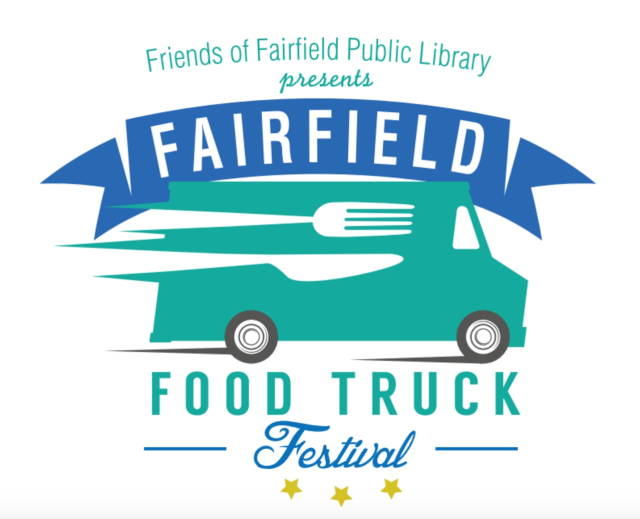 The first-ever Fairfield Food Truck Festival will benefit Fairfield Public Library.