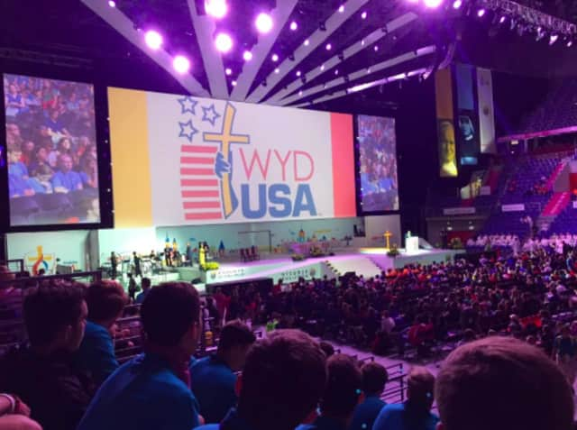 World Youth Day drew more than a million young Catholics on a pilgrimage of prayer and friendship with Pope France. The event takes place every two to three years in different locations around the world. Youth Day 2016 was held in Krakow, Poland.