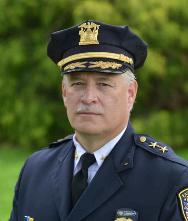 Eastchester Police Chief Timothy Bonci.