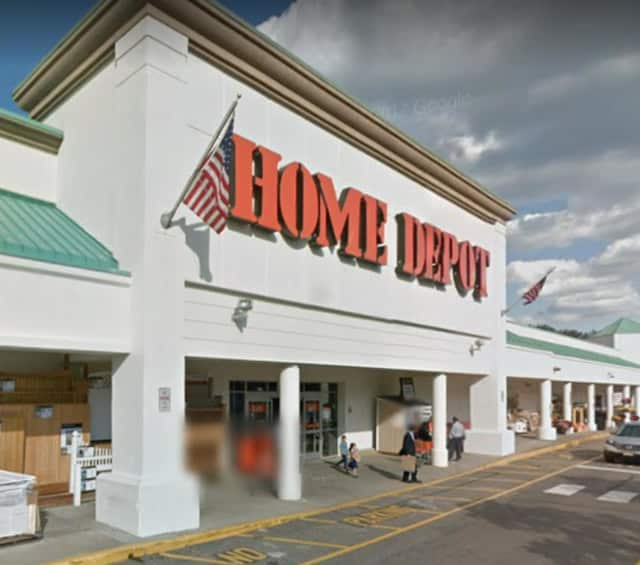 A new Home Depot store has opened in Stamford.
