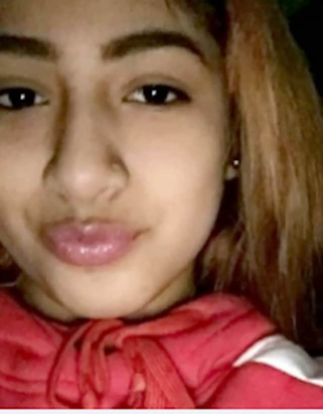 Kenia Arriaga, 15, has been located.