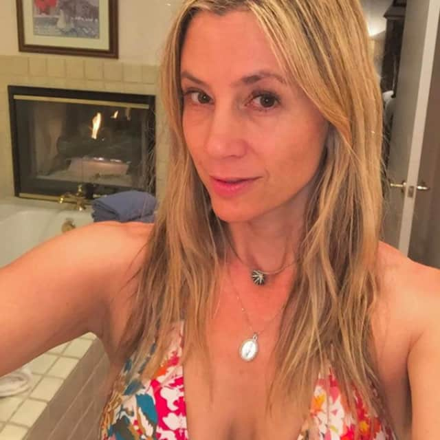 Mira Sorvino of Tenafly.