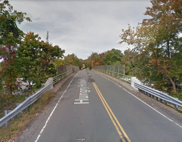The Hungry Hollow Overpass will be closed in Chestnut Ridge for the foreseeable future.