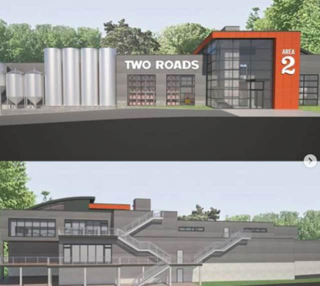 Two Roads Brewing Company is expanding in Stratford.