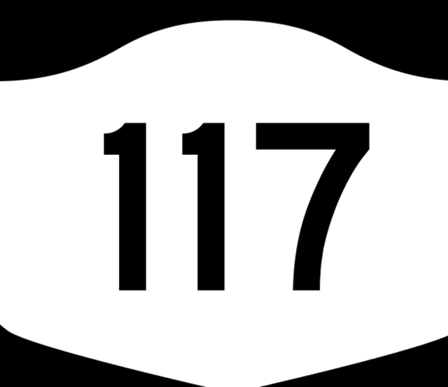 Route 117