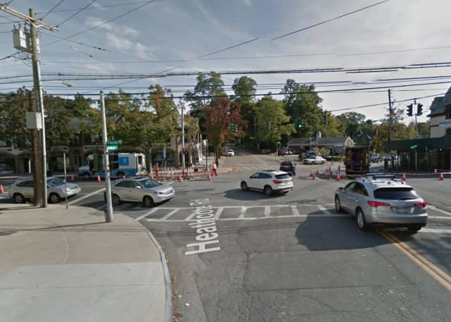Con Edison is completing work at the Heathcote Five Corners Intersection in Scarsdale.