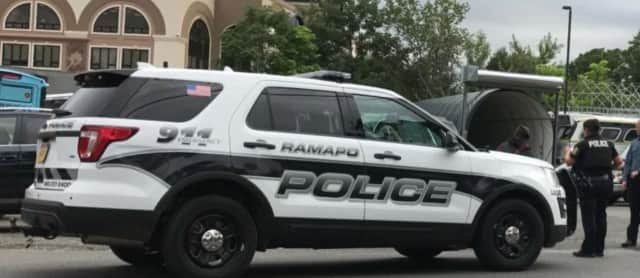 The Ramapo Police Department.