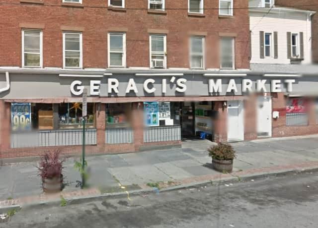 Film crews will be at Geraci's Market in Newburgh.