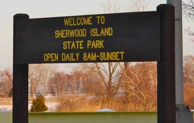 Sherwood Island in Westport is Connecticut's oldest state park.