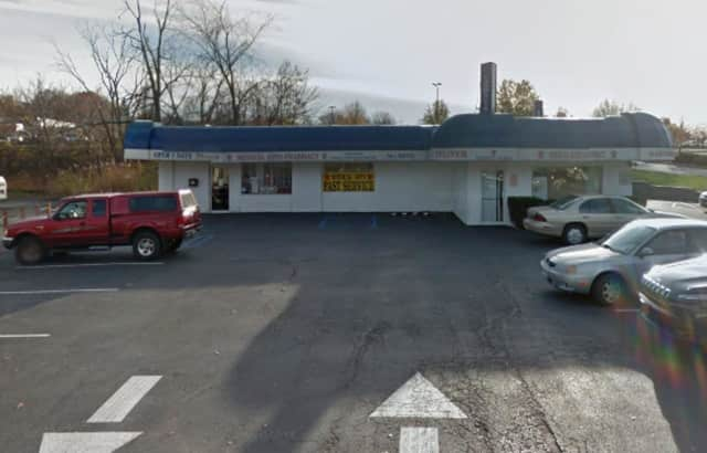 The Medical Arts Pharmacy in Newburgh was robbed by an armed suspect on Sunday.