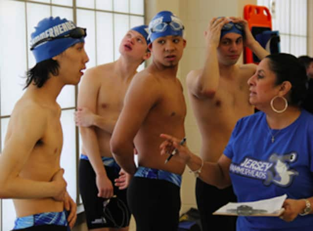 """Fairfield University will host a free public screening of """"Swim Team,"""" a documentary about swimmers on the autism spectrum, on Nov. 6."""