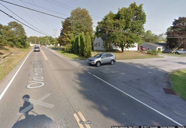 One person was killed, and three injured during a crash on Old Hopewell Road.