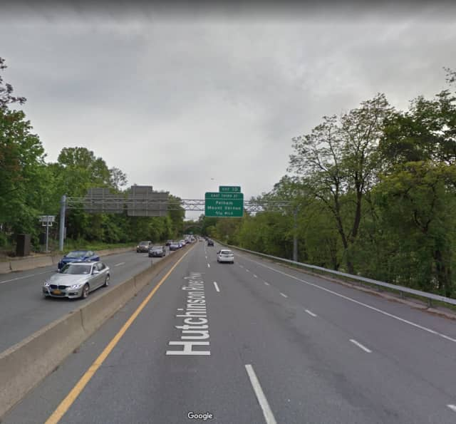 There will be nightly ramp and lane closures on the Hutchinson River Parkway in Westchester next week.