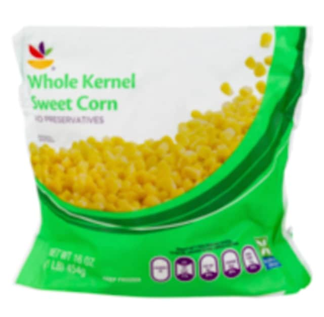 Stop & Shop has recalled the 16-ounce packages of whole kernel frozen sweet corn.