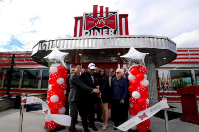 JP's Diner is officially open for business at Sacred Heart University.