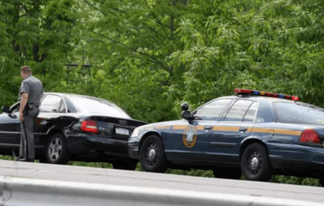 Five motorists were arrested by state police for driving while intoxicated.