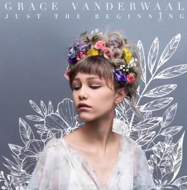 """Just the Beginning"" is the new album by Suffern resident Grace VanderWaal."