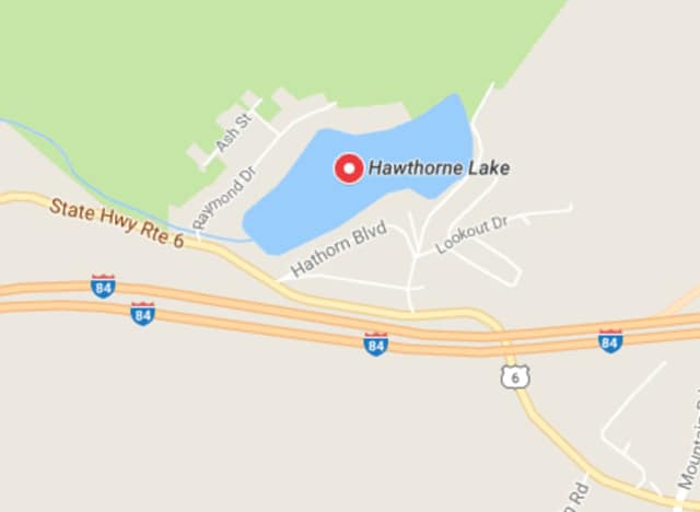 State Police are searching for a potentially injured hunter in the area of Hawthorne Lake.