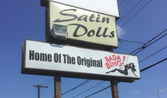 Satin Dolls is located on Route 17 in Lodi.