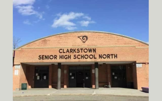 An employee at Clarkstown High School North is suing the district for retaliation.