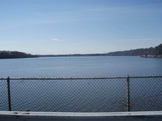 Lake Tappan.