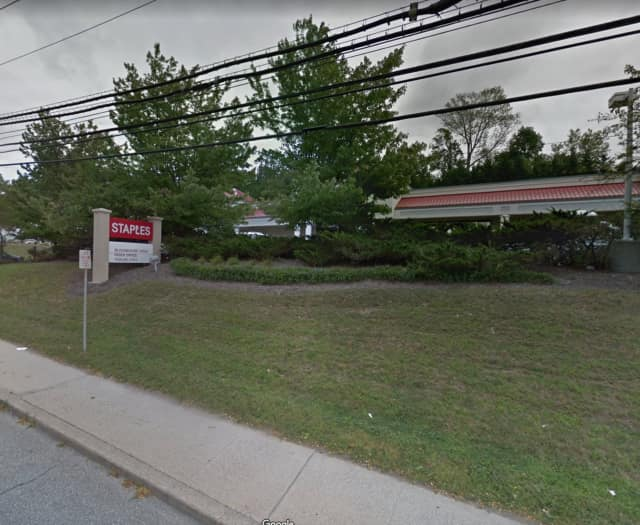 Headphones valued at $104 were stolen from Staples in Mount Kisco.