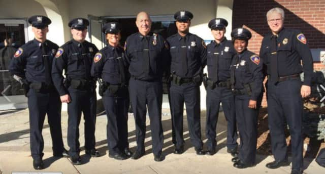 The Stamford Police Department congratulates six new officers as they graduate from the POST Academy.