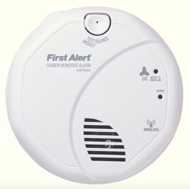 With heating season underway, residents are reminded to install carbon monoxide detectors.