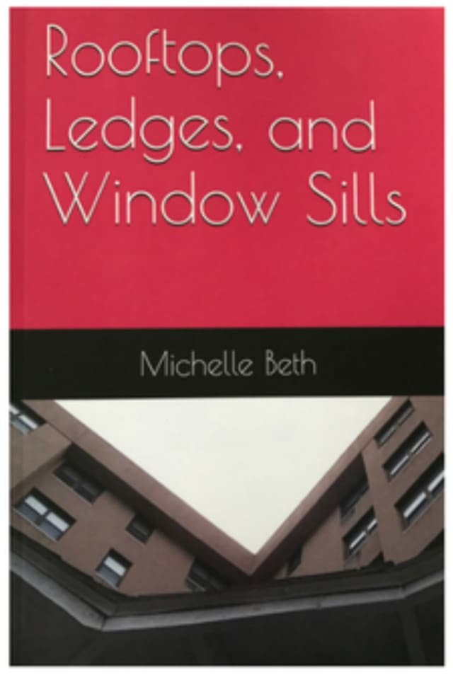 'Rooftops, Ledges, And Window Sills' by Michelle Beth