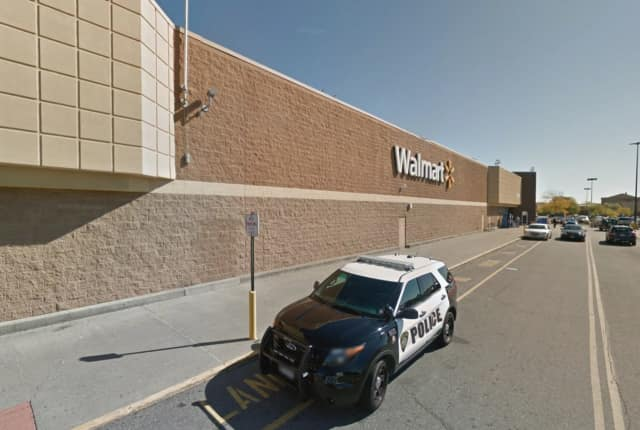 Walmart on Frank E. Sottile Boulevard.