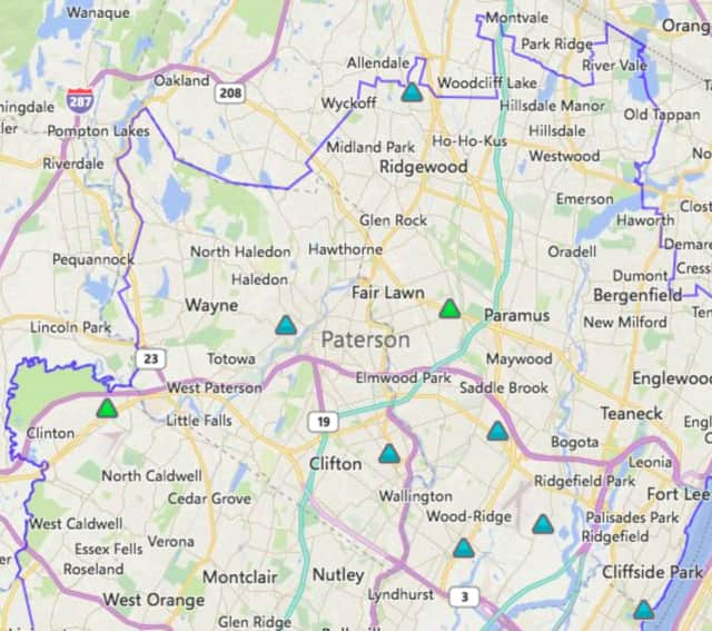 Some PSEG customers are without power in New Jersey.