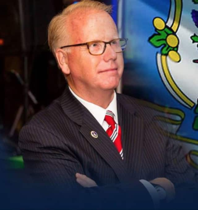 Danbury Mayor Mark Boughton will make an election announcement on Tuesday.